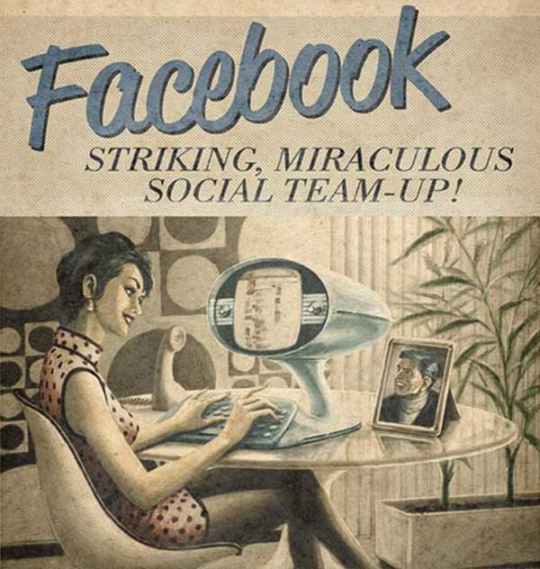 Everything Age Fast, même les réseaux sociaux !