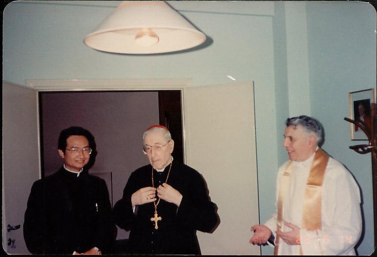 Sa Sainteté le Pape Grégoire XVII